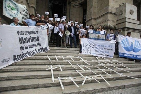 Querellantes en la causa Malvinas estarán en Paraná