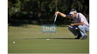 El Brete será escenario de una cita golfística de  gran nivel. Foto UNO/Mateo Oviedo