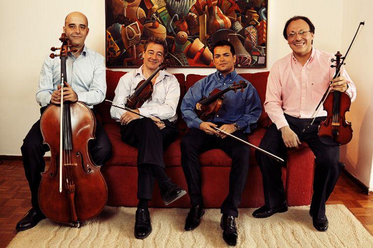 El cuarteto Gianneo se presentará mañana en la UCA.