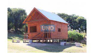 Recorrido Ecológico: hay una cabaña como punto de encuentro para realizar paseos y recorridos por la zona más protegida del parque Se trata de una cabina