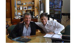 Urribarri: Kicillof y yo somos la síntesis perfecta del kirchnerismo