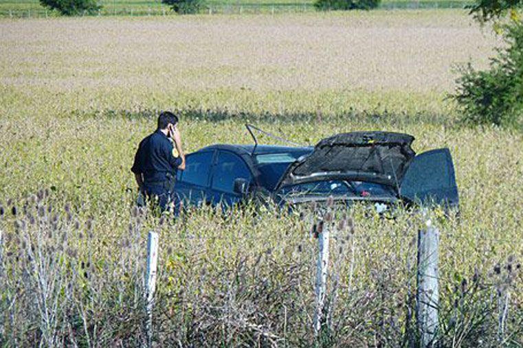 Accidente en ruta 39: se salvaron por milagro