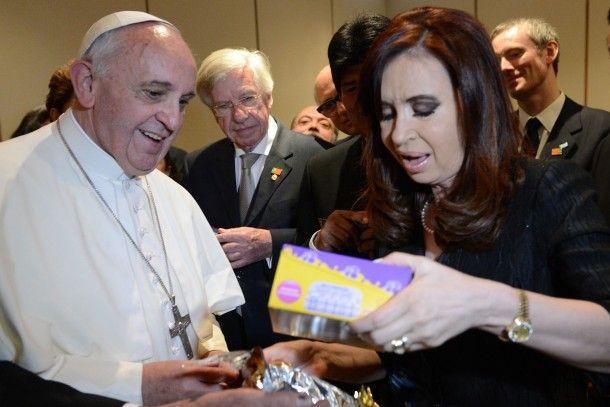 Cristina y Francisco se reunirán por quinta vez el 7 de junio en el Vaticano