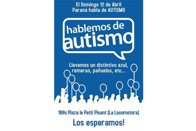 Paraná hablará de Autismo