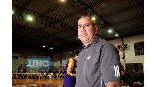 El técnico de Talleres participó del Draft y quiere ser protagonista.