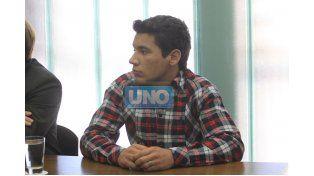 Facundo Bressán. Foto UNO/Juan Ignacio Pereira