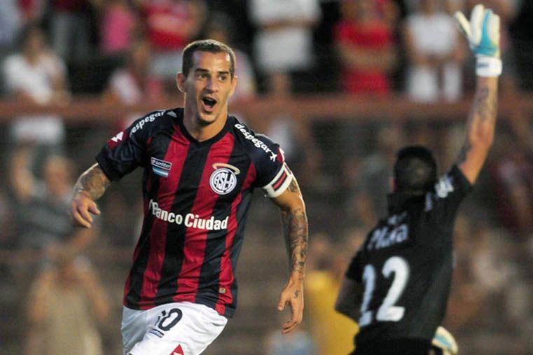 El jugador de San Lorenzo personalidad destacada del deporte