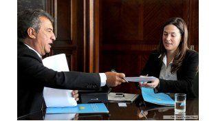 Entre Ríos es la primera provincia en adherir al Plan Hogar. (Foto: Télam)