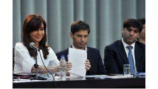 Cristina anunció inversión de 600 millones de dólares de automotrices en el país