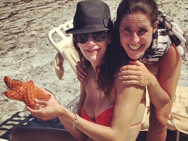 Luciana Aymar, muy sexy en Miami