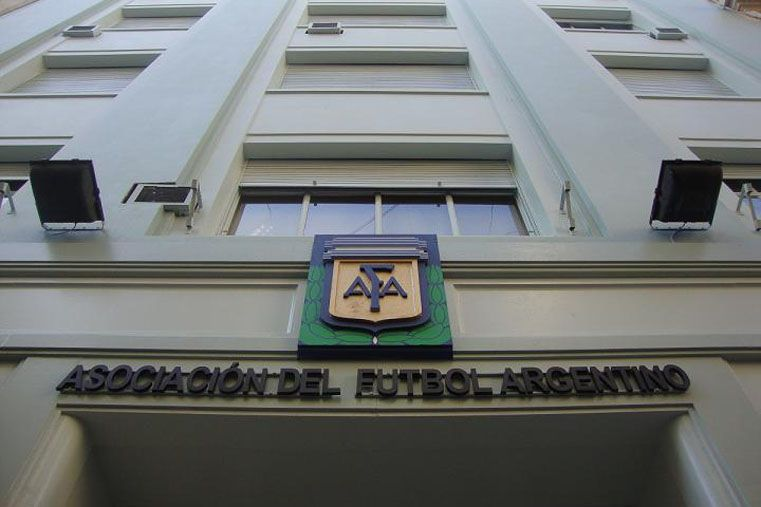 El ente regulador del fútbol argentino