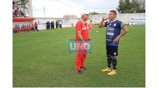 Ledesma fue autocrítico y lamentó las chances erradas. Foto UNO/ Juan Ignacio Pereira