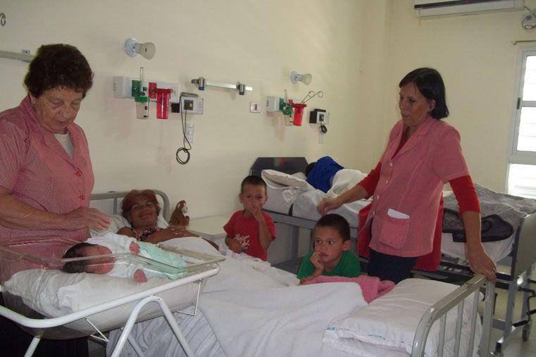 Todos los días del año. En la actualidad son 35 las voluntarias. Foto Gentileza/Servicio de Voluntarias Santa Rita
