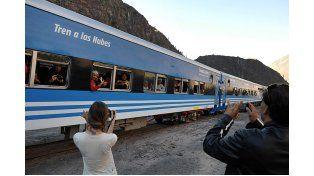 Regresó el Tren a las Nubes en Salta