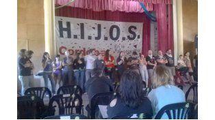 H.I.J.O.S. destacó que no se puede dar marcha atás en las políticas de DDHH