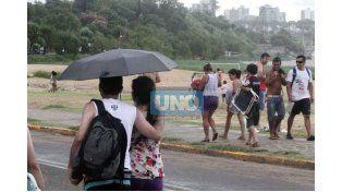 A llevar paraguas. Foto: Archivo UNO/Ilustrativa