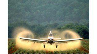 Fumigar es una tarea agronómica que se impone ejecutar con la mayor atención y profesionalismo. Foto Ilustrativa
