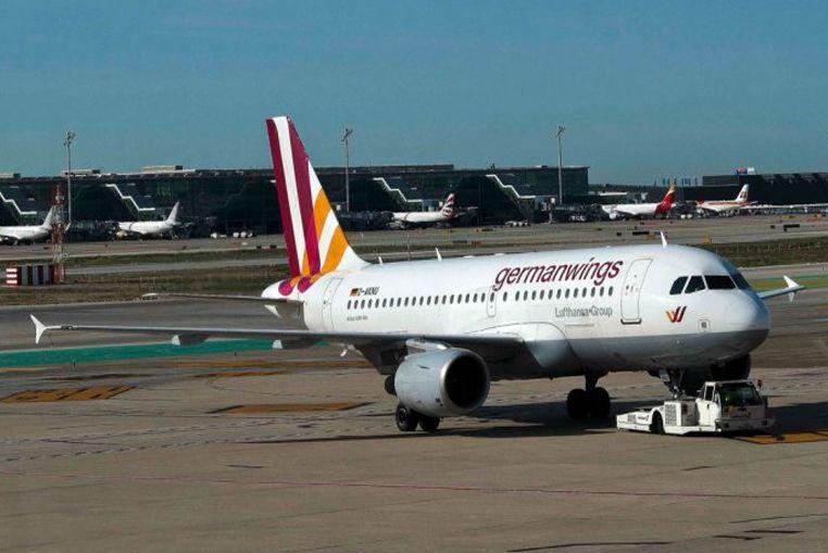 Un avión de Germanwings realizó un aterrizaje de emergencia en Alemania