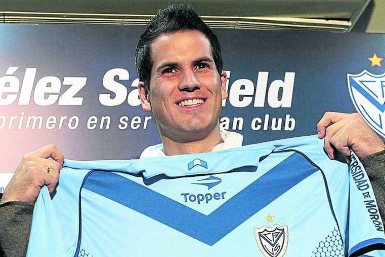 Sosa no jugará mas en Vélez. Foto: ElFortinero