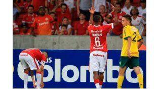 No volverá a jugar en Internacional de Porto Alegre. Foto: PasiónLibertadores