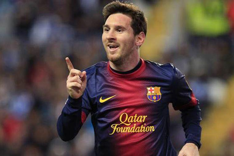 Lionel Messi. Foto: AP
