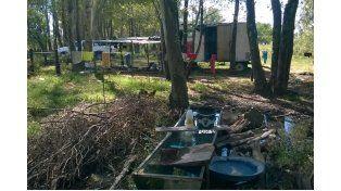 Denuncia penal por la situación de trabajadores forestales en Gualeguaychú