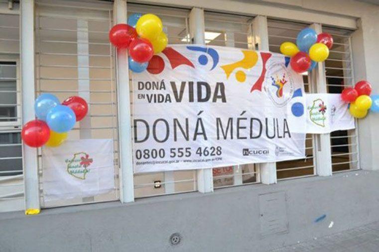 Se conmemora el Día del Donante de Médula Ósea. Foto: AIM