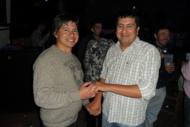 Guillermo y Carlos.
