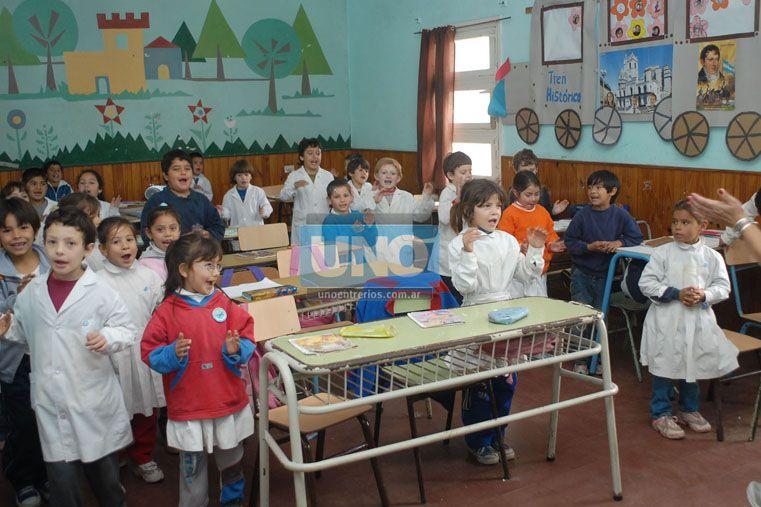 Se solicitó la conciliación por 20 días para garantizar el inicio del ciclo lectivo 2015. Foto: Archivo UNO/Ilustrativa