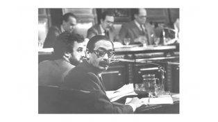 Falleció el ex fiscal Julio César Strassera