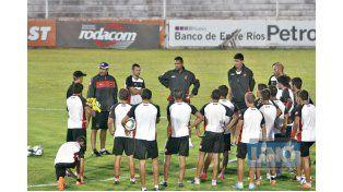 Delfino definiría hoy la formación que actuará el domingo en Jujuy. Foto UNO/Diego Arias