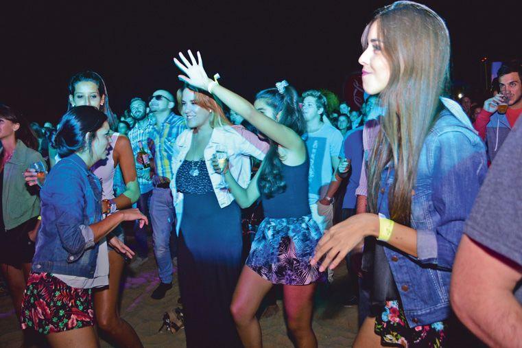 Mucha fiesta en Sol & Luna