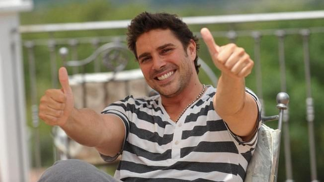 Matías Alé fue demorado tras ser sorprendido con marihuana