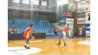 Sionista le ganó a San Martín 88 a 80 por la Liga de Desarrollo.