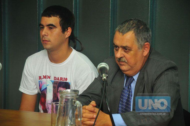 Admitió. Reconoció el crimen. Foto UNO/Juan Manuel Hernández
