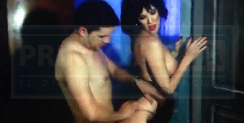 Filtran fotos de alto voltaje erótico de Andrea Rincón
