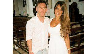 En Barcelona dan por hecho que Rocuzzo y Messi serán padres nuevamente
