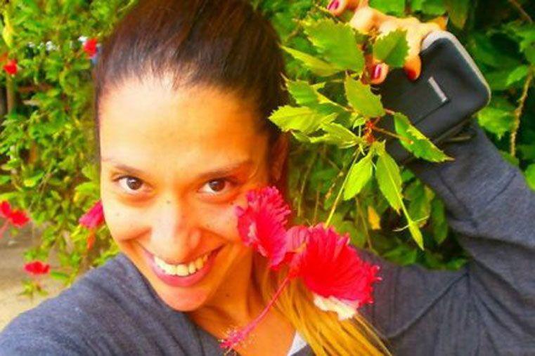 Lucía Inés tiene 35 años. Foto: Facebook