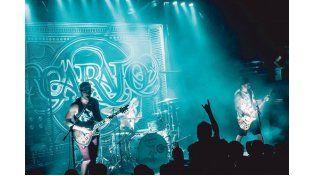 TRAYECTORIA. La banda se armó en 2001