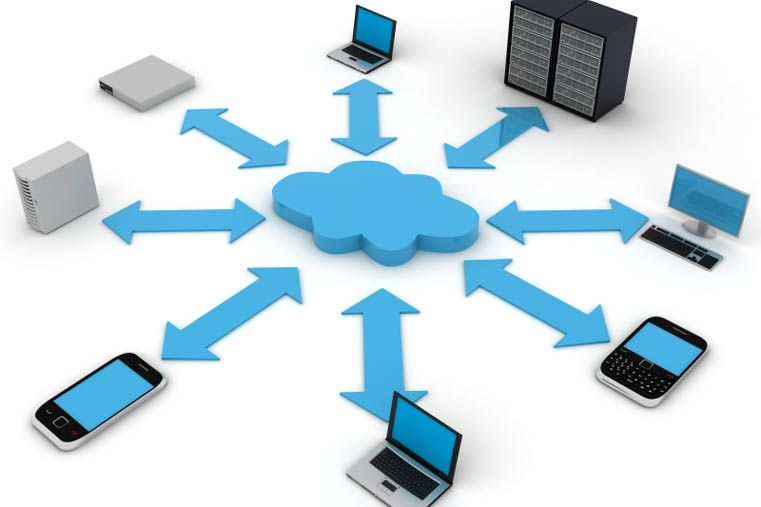 Interconectados. La nube nació para que el usuario tenga acceso a su información desde cualquier dispositivo.