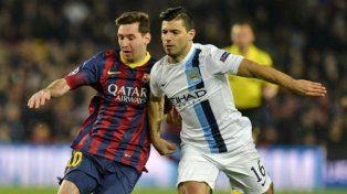 Agüero calienta el duelo ante Messi: ¿qué dijo?