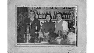 Quedará inaugurada una muestra de imágenes de cafeterías y bares que hubo en Paraná en diferentes épocas.