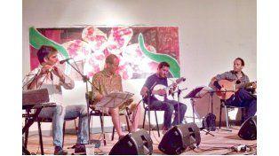 Música brasileña con huella propia