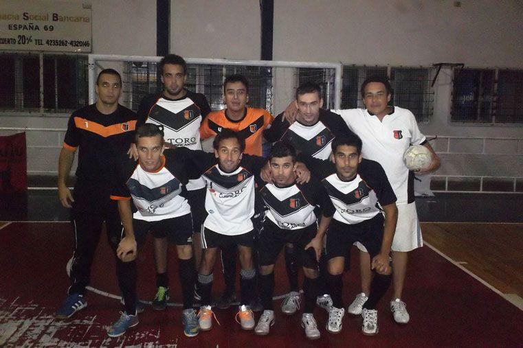 La Salle (primero) Palma Junior (segundo).
