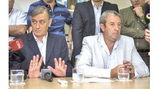 """Hermes Binner admitió que """"se puede dar una fórmula con Julio Cobos"""""""