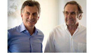 Macri oficializó su acuerdo con Reutemann en su cuenta de Facebook