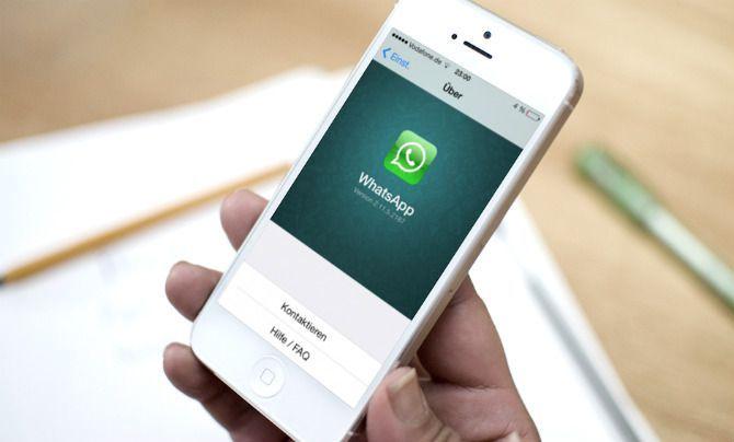 Whatsapp habilita las llamadas de voz
