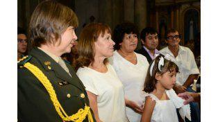 La Presidenta tiene cuatro nuevos ahijados en Paraná
