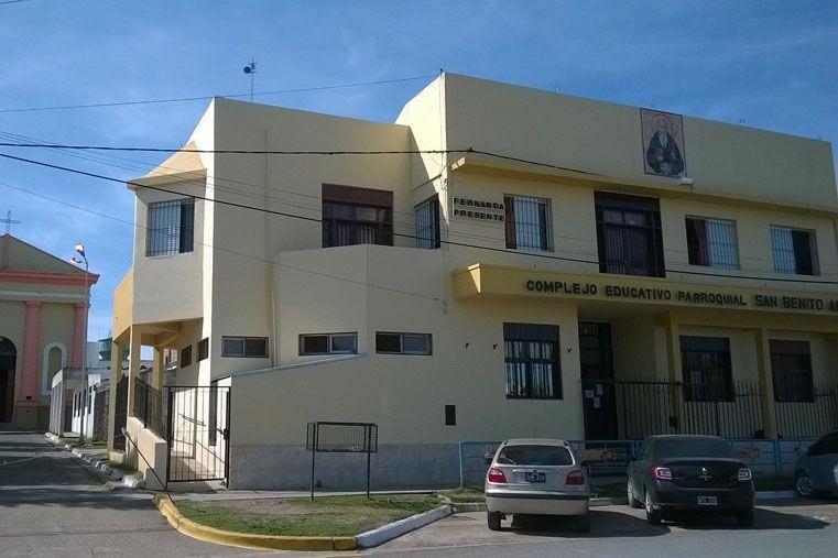 Instituto Superior de Formación Docente San Benito Abad. Foto: Facebook.
