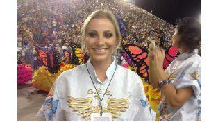 Una jueza de línea revoluciona el carnaval de Brasil